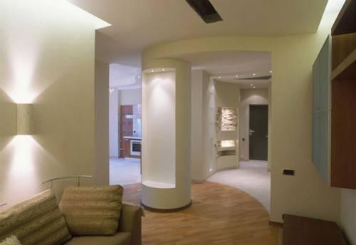 оформление стен в квартире фото