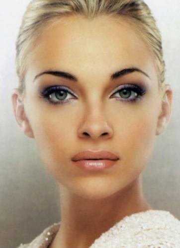 Макияж: как накладывать макияж фото