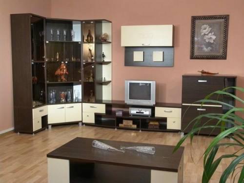 дизайн интерьера малогаборитной квартиры