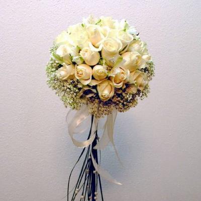 Самые красивые свадебные букеты