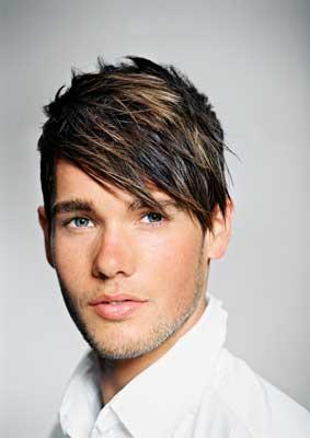 Мужские причёски 2011 года